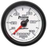 Auto Meter 7506 Phantom II 0-100 PSI Boost Gauge