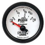 Auto Meter 7515 Phantom II 73-10 Ohms Fuel Level Gauge