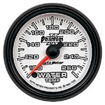 Auto Meter 7555 Phantom II 100-260 °F Water Temperature Gauge
