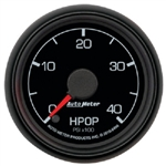 Auto Meter 8496 Factory Match 0-4000 PSI HPOP Gauge