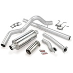 Banks Power 46298 Single Monster Exhaust System 1994-1997 Ford 7.3L Powerstroke