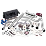 Banks Power 47528 Single Exhaust PowerPack System 1999 Ford 7.3L Powerstroke