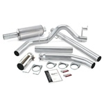 Banks Power 48636 Single Monster Exhaust System 1998.5-2002 Dodge 5.9L Cummins