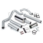 Banks Power 48641 Single Monster Exhaust System 2003-2004 Dodge 5.9L Cummins
