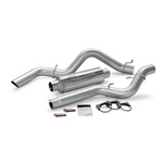 Banks Power 48776 Sport Monster Exhaust System 2006-2007 GM 6.6L Duramax