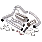 Banks Power 48787 Single Monster Exhaust System 2003-2007 Ford 6.0L Powerstroke