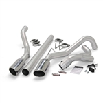Banks Power 49780 Single Monster Exhaust System 2008-2010 Ford 6.4L Powerstroke