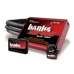 Banks Power 61022 Six-Gun Diesel Tuner with Switch 2003-2005 Dodge 5.9L Cummins