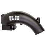BD Power 1041550 X-Flow Power Intake Elbow 1998.5-2002 Dodge 5.9L Cummins