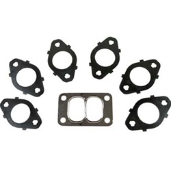 BD Power 1045986 Exhaust Manifold Gasket Set 1998-2007 Dodge 5.9L Cummins