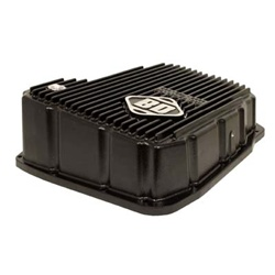 BD Power 1061525 Deep Sump Transmission Pan 2007.5-2010 Dodge 6.7L Cummins w/68FRE Automatic Transmission