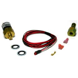 BD Power 1081130 Low Fuel Pressure Red LED Alarm Kit 1998.5-2007 Dodge 5.9L Cummins