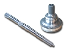 BD Power 1600149 Billet Input Shaft 1999-2010 Ford Powerstroke w/4R100 and 5R110 Transmissions
