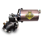 BD Power 2033135 Turbo Mount Exhaust Brake 1988-1998 Dodge 5.9L Cummins
