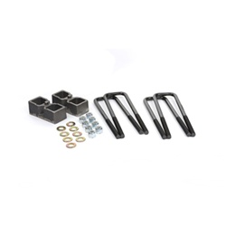 Daystar 2in Comfort Ride Rear Leveling Kit - DAY KG09122