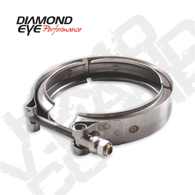 Diamond Eye VC400HX40 Stainless Steel V-Band Clamp