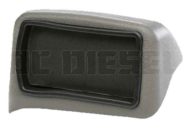 Edge Products 18500 Dash Pod for 1999-2004 Ford 7.3L, 6.0L Powerstroke