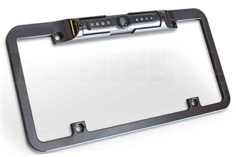 Edge Products 98202 Back-Up Camera License Plate Mount for CTS and CTS2 Devices