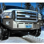 Fusion Bumpers FB-0507FORDFB Ford Powerstroke Front Bumper for 2005-2007 Ford Powerstroke 6.0L Diesel Trucks