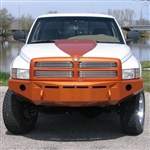 Fusion Bumpers FB-9402RAMFB Dodge Ram Front Bumper for 1994-2002 Dodge Ram 5.9L Diesel Trucks