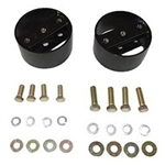 Firestone 2370 4 Inch Leaf Mount Lift Spacer Kit Universal