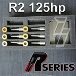 Industrial Injection 0433175519-R2 R Series 125 HP Nozzles 2003-2004 Dodge 5.9L Cummins