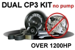Industrial Injection DCP3DKIT Dual CP3 kit 2003-2007.5 Dodge 5.9L Cummins