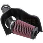 K&N 57-2530 Powerstroke Diesel 57 Series FIPK Performance Air Intake Kit