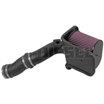 K&N 57-2546-1 Powerstroke Diesel 57 Series FIPK Performance Air Intake Kit