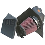 K&N 57-3000 Duramax Diesel 57 Series FIPK Performance Air Intake Kit