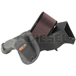 K&N E-0780 Powerstroke Diesel Replacement Air Filter with Stock Air Box