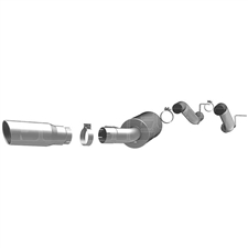 "MagnaFlow 16999 3.5"" Direct Fit Muffler Replacement for 2001-2007 GM 6.6L Duramax LB7, LLY, LBZ"