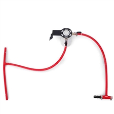 Mishimoto MMCFK-F2D-03RD Coolant Filter Kit Red for 2003-2007 Ford 6.0L Powerstroke