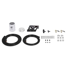 Mishimoto MMCFK-F2D-08BK Coolant Filter Kit Black for 2008-2010 Ford 6.4L Powerstroke