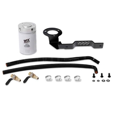 Mishimoto MMCFK-XD-16BK Coolant Filter Kit Black for 2016 Nissan 5.0L Cummins