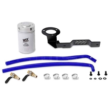 Mishimoto MMCFK-XD-16BL Coolant Filter Kit Blue for 2016 Nissan 5.0L Cummins