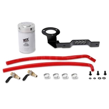 Mishimoto MMCFK-XD-16RD Coolant Filter Kit Red for 2016 Nissan 5.0L Cummins