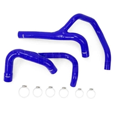 Mishimoto MMHOSE-RAM-13BL Silicone Coolant Hose Kit for 2013-2014 Dodge 6.7L Cummins