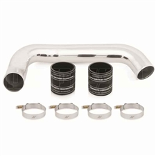 Mishimoto MMICP-F2D-08CBK Cold-Side Intercooler Pipe and Boot Kit for 2008-2010 Ford 6.4L Powerstroke