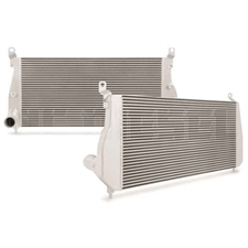 Mishimoto MMINT-DMAX-01SL Intercooler for 2001-2005 GM 6.6L Duramax LB7, LLY
