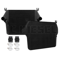 Mishimoto MMINT-RAM-03BK Intercooler for 2003-2009 Dodge 5.9L, 6.7L Cummins