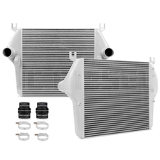 Mishimoto MMINT-RAM-03SL Intercooler for 2003-2009 Dodge 5.9L, 6.7L Cummins