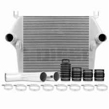 Mishimoto MMINT-RAM-07KSL Intercooler Kit for 2007.5-2009 Dodge 6.7L Cummins