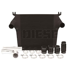 Mishimoto MMINT-RAM-10KBK Intercooler Kit for 2010-2012 Dodge 6.7L Cummins