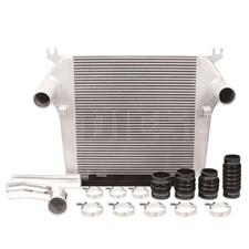 Mishimoto MMINT-RAM-10KSL Intercooler Kit for 2010-2012 Dodge 6.7L Cummins