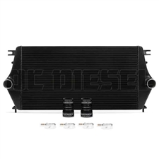 Mishimoto MMINT-XD-16BK Intercooler for 2016 Nissan 5.0L Cummins
