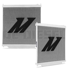 Mishimoto MMRAD-F2D-60 Aluminum Radiator for 2003-2007 Ford 6.0L Powerstroke
