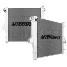 Mishimoto MMRAD-RAM-03 Aluminum Radiator for 2003-2009 Dodge 5.9L, 6.7L Cummins