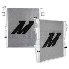Mishimoto MMRAD-RAM-10 Aluminum Radiator for 2010-2012 Dodge 6.7L Cummins