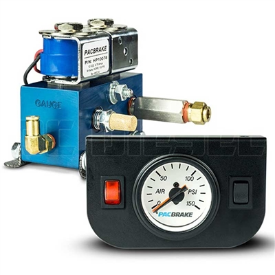 Pacbrake HP10022 Electrical In-Cab Control Kit